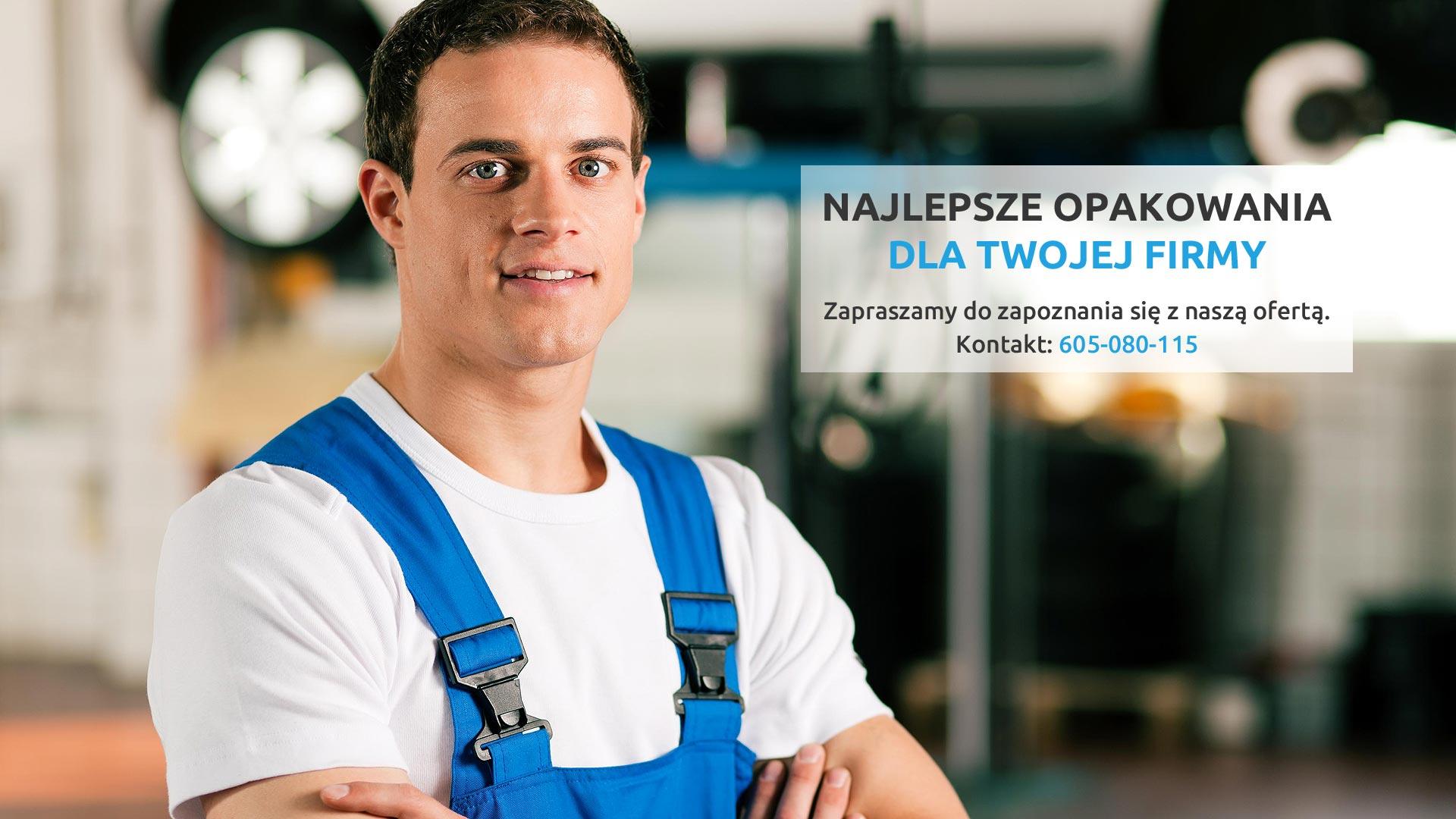 Hurtownia worków i opakowań przemysłowych